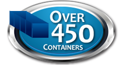 Over 400 Containers