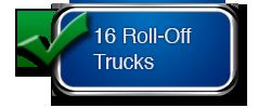 Mini-Load Disposal Has 13 Roll-Off Trucks
