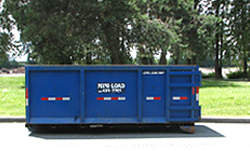 12 Yard Rental Waste Disposal Bin