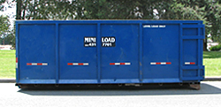 30 Yard Rental Waste Disposal Bin