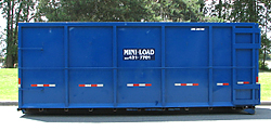 40 Yard Rental Waste Disposal Bin